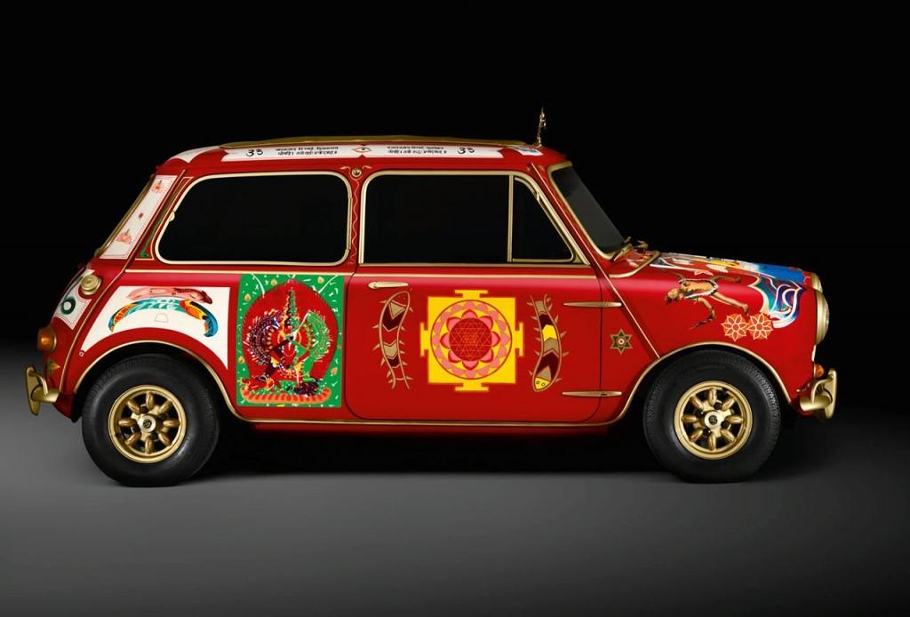 Mini Georges Harrison