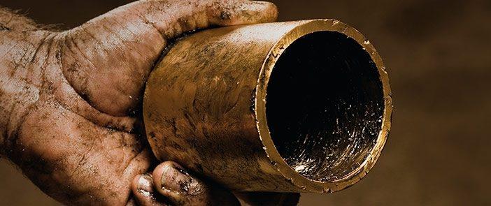 Que faire pour éliminer les lubrifiants ?
