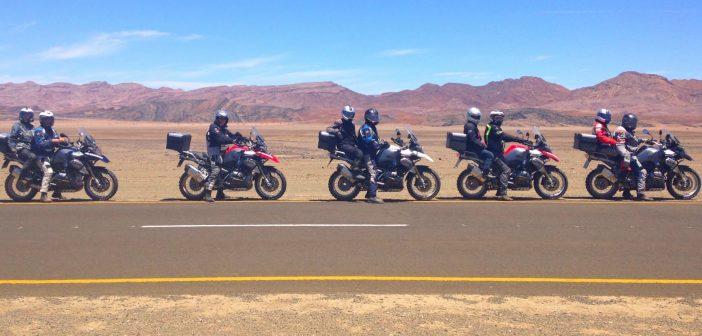 Conseils pour faire un long trajet à moto