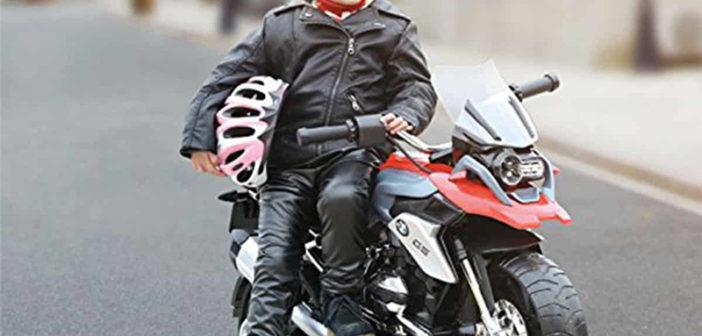 Offrir une moto électrique à son enfant ?